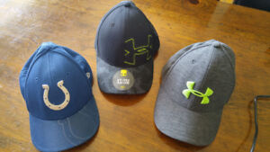 Ball Caps - UNDER ARMOUR - Fits Boys Size 5 to 7