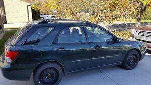 2004 Subaru Impreza TS Wagon