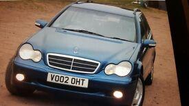 Mercedes c class cdi