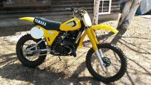 1981  Yamaha YZ250 *****SOLD*****