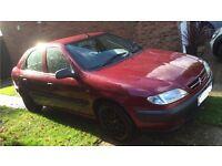 Citroen Xsara X 1.6 Petrol 5 Door Hatchback 1998/1999
