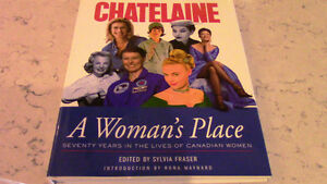 Chatelaine, A Woman's Place, 1997 Kitchener / Waterloo Kitchener Area image 1