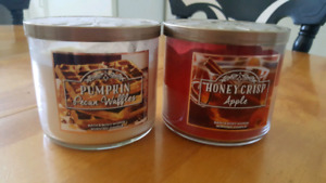 Chandelles bath and body works