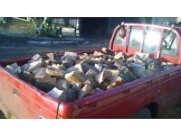 Quality dry stored firewood- logs
