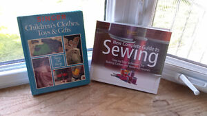 Improve your Sewing books