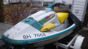 1996 yamaha wave raider