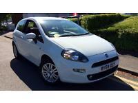 2014 Fiat Punto 1.4 Easy 3dr Manual Petrol Hatchback