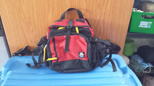 Pike Sport lumbar pack approximately 8 litres