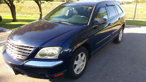2004 Chrysler Pacifica SPORT SUV, Crossover