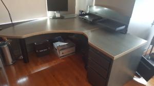 Bureau ARTOPEX qualité supérieure - L Shape Desk from ARTOPEX