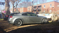 2006 Infiniti G35 Sport Coupe Manuelle 300hp