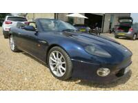 2001 Aston Martin DB7 V12 VANTAGE 2 DOOR AUTO COUPE Petrol Automatic