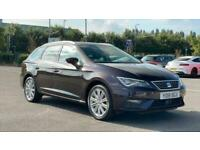 2018 SEAT Leon 1.4 EcoTSI 150 Xcellence Technology 5dr DSG [Lthr] Auto Estate pe