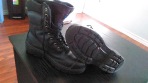 Acton Steel Toe Boots