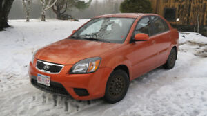 2010 KIA Rio For Sale By Owner