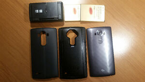 LG G4 Android Smart Phone Unlocked/Warranty/2xCases/2xBatteries
