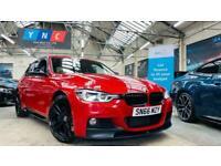 2016 BMW 3 Series 3.0 335d M Sport Auto xDrive (s/s) 4dr Saloon Diesel Automatic