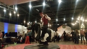 Pony Hops | Bouncing ponies for western themed parties Strathcona County Edmonton Area image 3