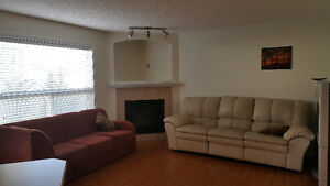 Clean 3 Bedroom House Available Immediately in SW Edmonton.