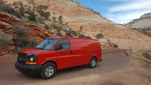 2008 campeur chevrolet express 108 000 km