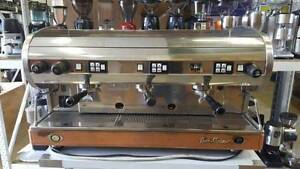 Cheap Used 3 Group Sanmarino Lisa Commercial Coffee Machine Roselands Canterbury Area Preview