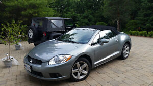 2009 Mitsubishi Eclipse GS Coupe (2 door)