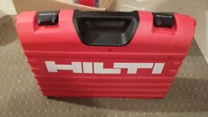 Hilti TE505 Hammer  Drill