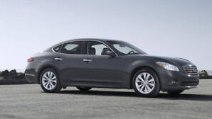 2011 Infiniti M37X Luxury Top Package Deluxe Touring AWD Sedan
