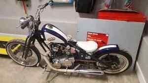*sale pending* Vintage 1971 XS650 hardtail