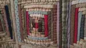 Gorgeous antique quilt Kitchener / Waterloo Kitchener Area image 5