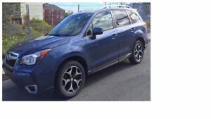 2014 Subaru Forester XT Limited SUV, Crossover