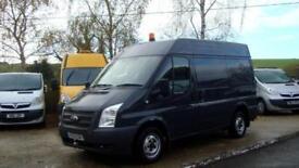 2013 FORD TRANSIT 2.2 TDCI [125] Medium Roof Van NO VAT