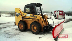 Looking for  Skidsteer project