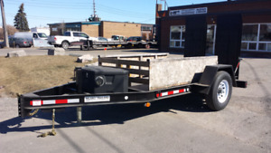 5x10 3.5Ton Heavy Duty Utility Trailer