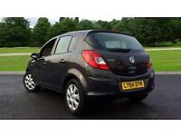 2014 Vauxhall Corsa 1.4 Design (AC) Manual Petrol Hatchback