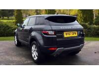 2017 Land Rover Range Rover Evoque 2.0 TD4 SE Tech 5dr Automatic Diesel 4x4