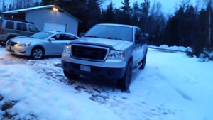 2007 ford f150 fx4 ext cab style side 158000km 5500 obo