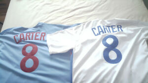Carter Expos jerseys