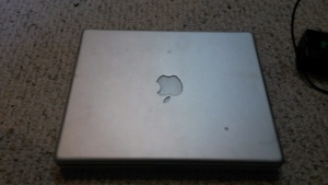 Apple powerbook g4 for parts