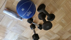 Fitness equipment GREAT DEAL
