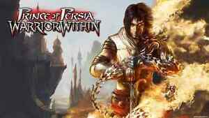 PC - PRINCE OF PERSIA - WARRIOR WITHIN