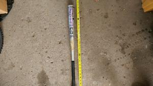 Kids aluminum Easton baseball bat