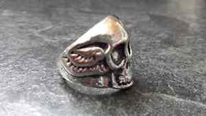 Stainless Steel Skull Ring Kingston Kingston Area image 4
