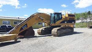 2005 Caterpillar 365CL excavator