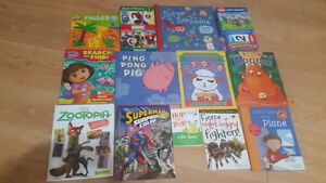 Bed time story books