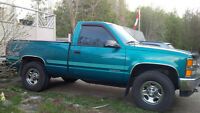 1995 Chevrolet Cheyenne Pickup Truck Short Box 4X4 CERTIFIED
