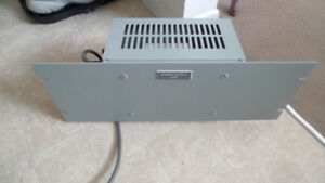 AMX Power One HD12 6.8A Broadcast Mixer Console Power Supply PSU