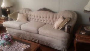Already have this posted, 3 piece French Provincial Suite