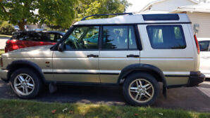 Land Rover Discovery 2003 (AS IS) SOLD PENDING PICK-UP