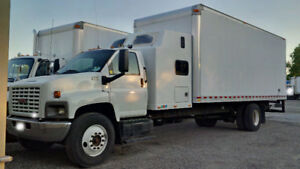 2006 GMC 7500 - Straight Truck 24' w/ Sleeper